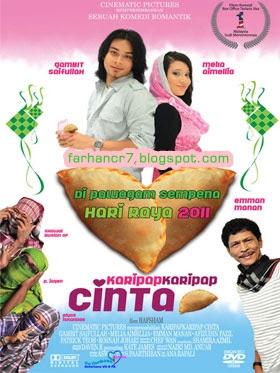 Poster Karipap Karipap Cinta