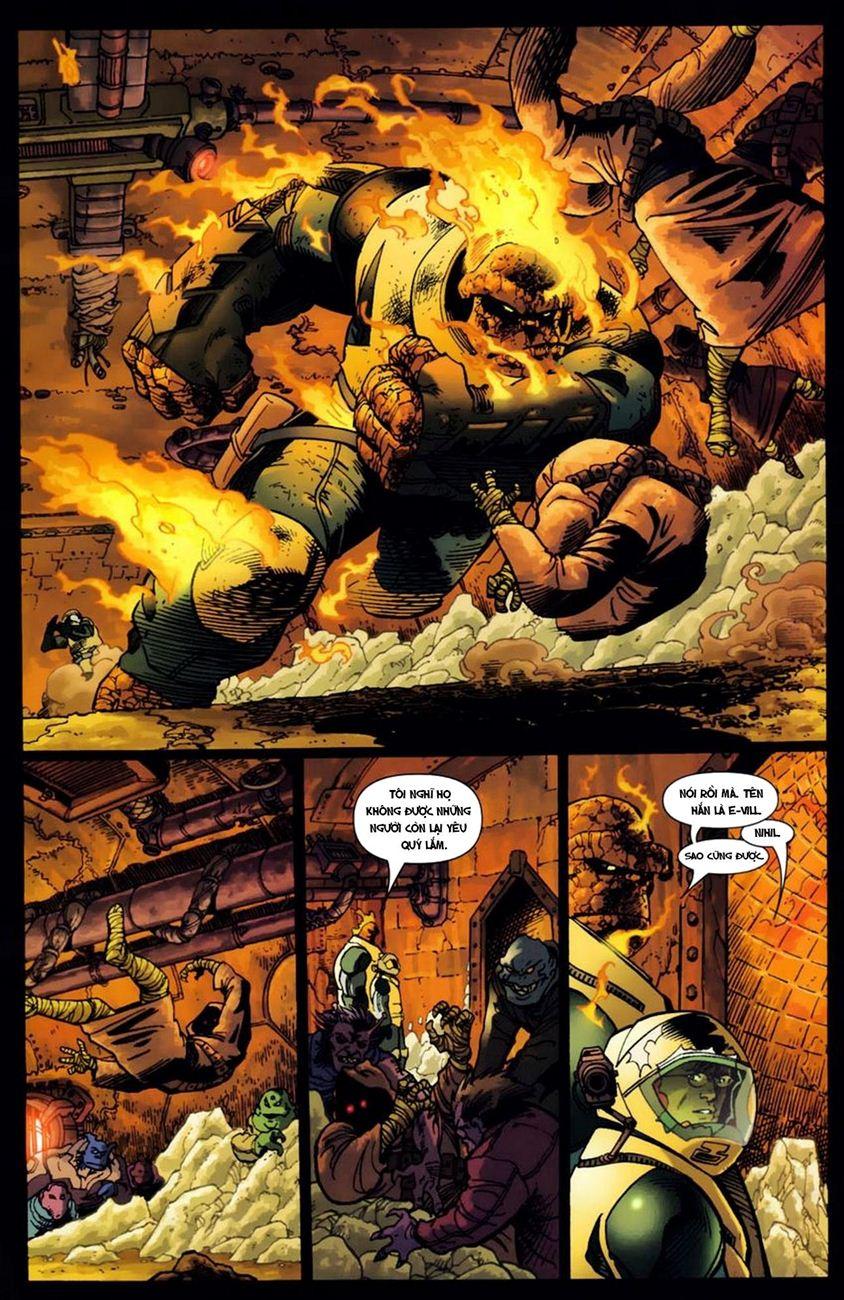 Ultimate Fantastic Four chap 17 - Trang 15