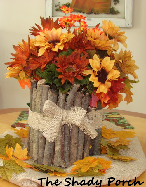 The Shady Porch 10 Fall Flashback Projects Decorations