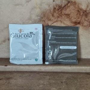 suplemen pemutih kulit glucola