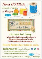 Cartell informatiu , Nova Botiga /Escola /Taller