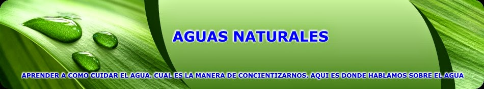 Aguas Naturales