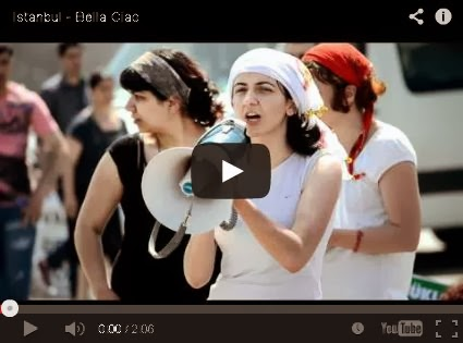 Con le donne turche, contro il regime fascista e sanguinario di Erdogan