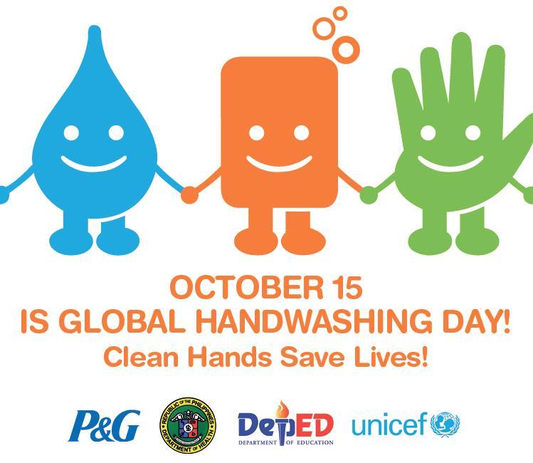 Global Handwashing Day Philippines -