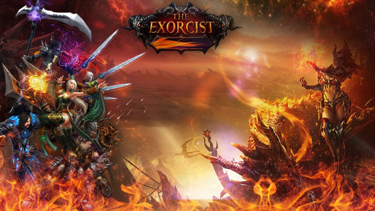 The Exorcists: 3D Action RPG Gameplay IOS / Android