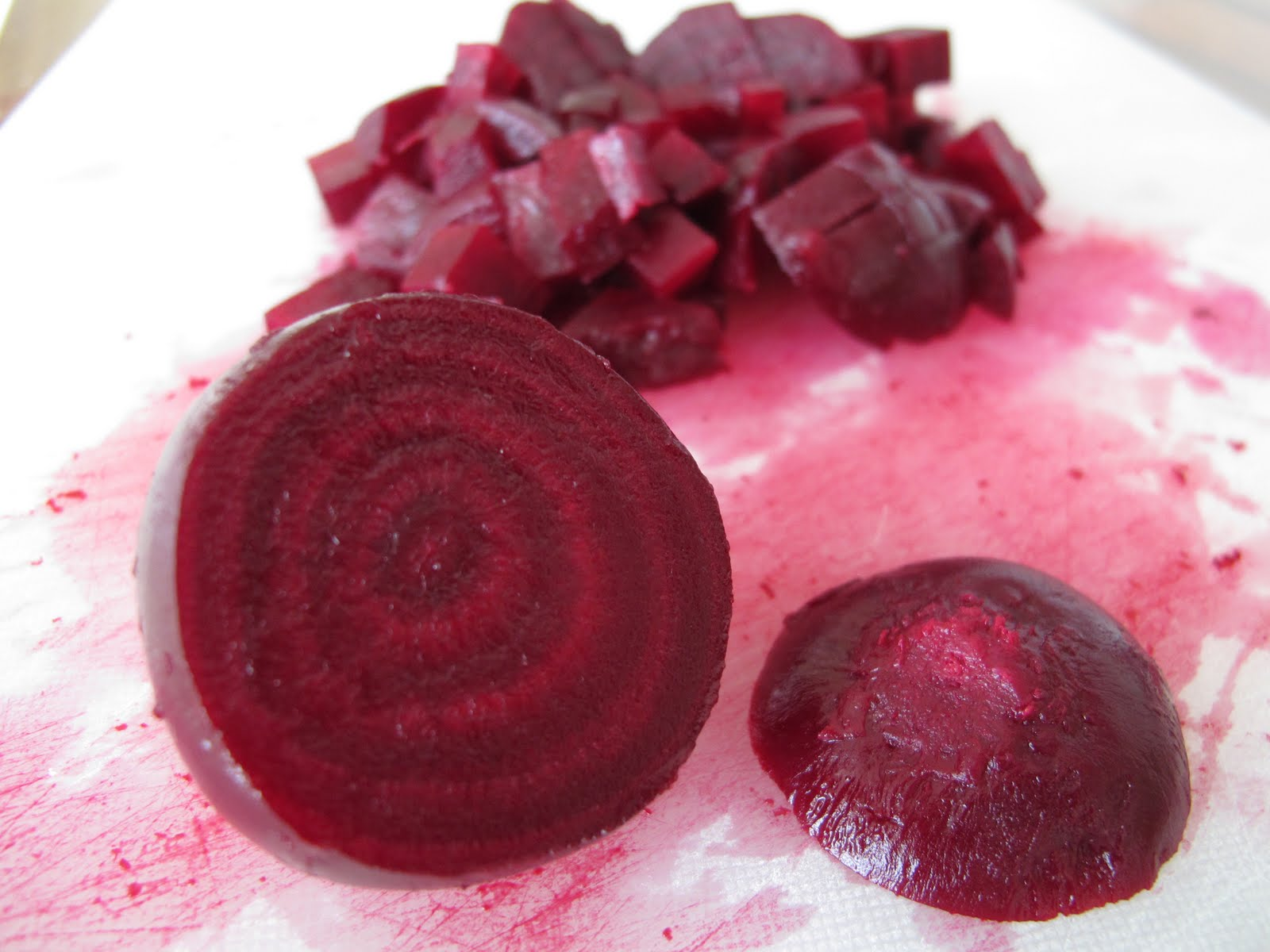 Margots Kitchen Theres Something About Beetroot