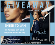 Resist Cover Reveal & Giveaway