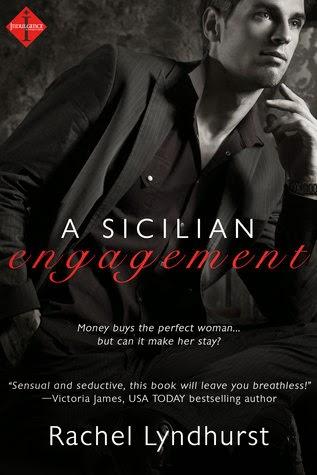 A Sicilian Engagement of Rachel Lyndhurst - book cover