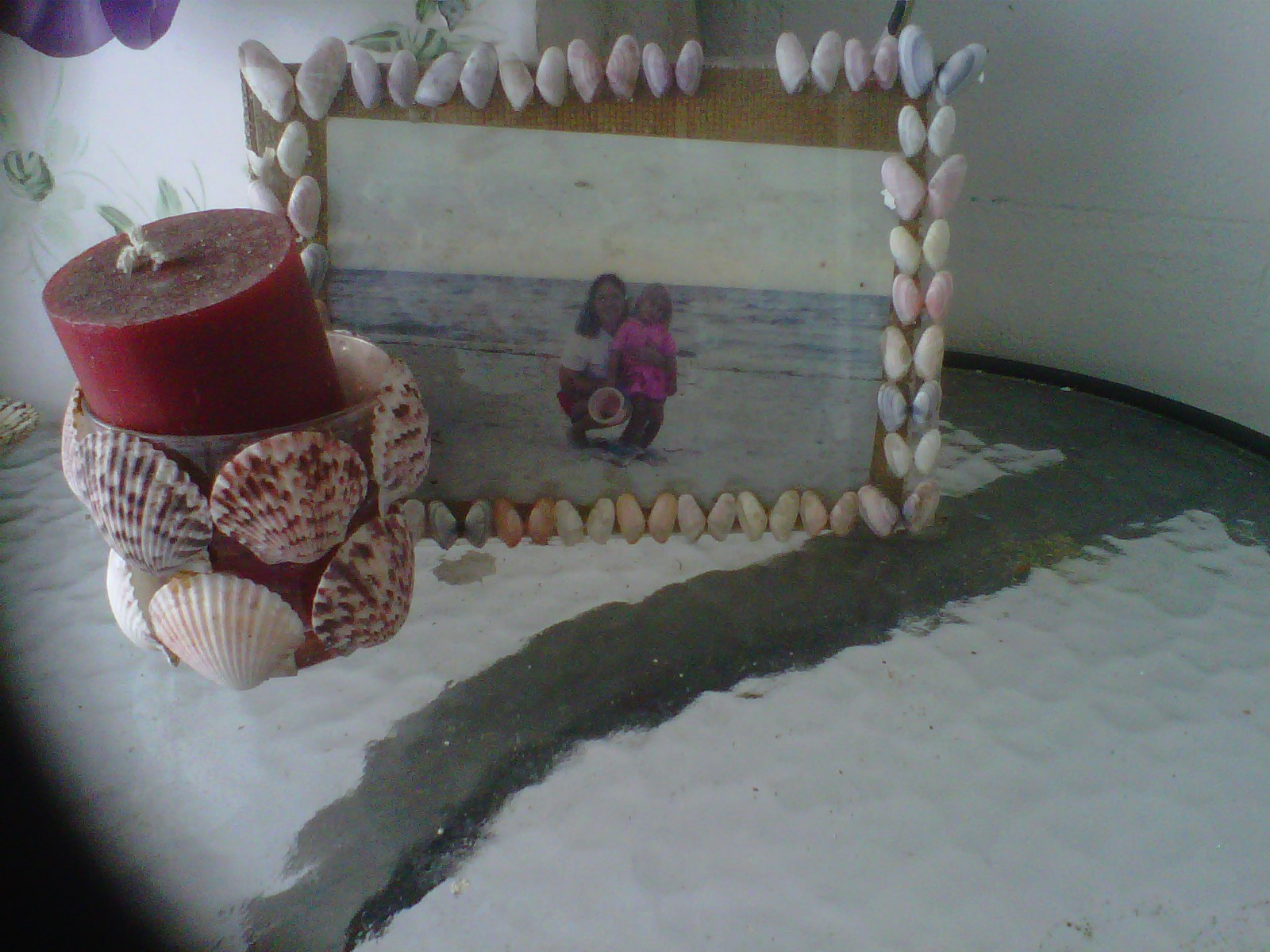 Ready or not seashell craft ideas for Shell craft ideas