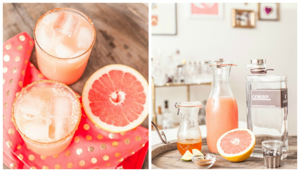 Girly Mixed Drinks To Make At Home