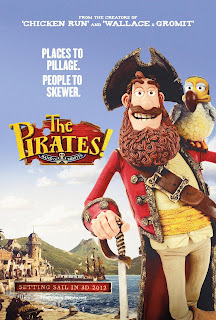 Watch The Pirates! Band of Misfits Movie Online Free 2012