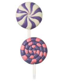 Pin Wheel Design Lollipop XXL