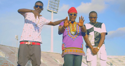 Video: Catch Me If You Can (remix) (feat. Ice Prince & Phenom) – Jaywon