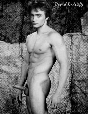 Daniel naked penis radcliffe
