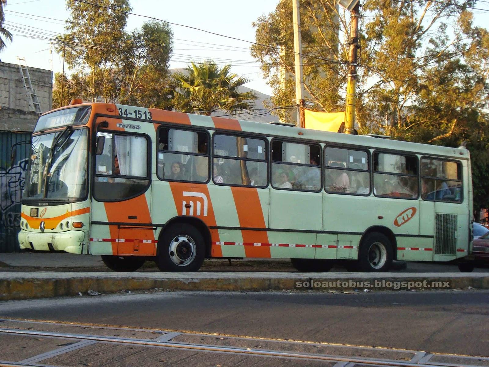 Soloautobus: Marcopolo Torino 2006