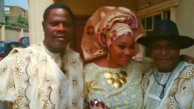 Alabi pasuma wedding dress