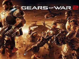 #2 Gears of War Wallpaper