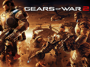 #2 Gears of War Wallpaper
