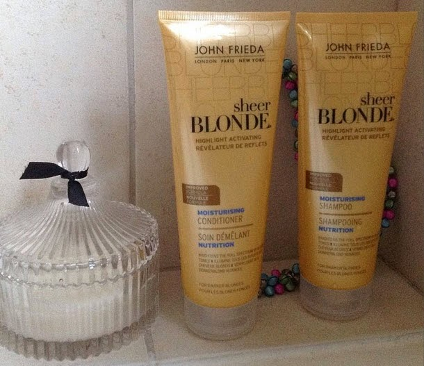 John Frieda Sheer Blonde Shampoo And Conditioner Gee Whiskers