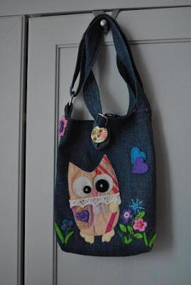 torebki z recyklingu dla dziewczynek