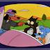 """Ver Los Simpsons Online Audio Latino 08x14 """"El Espectáculo de Tomy, Daly y Poochie"""""""