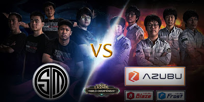 TSM vs Azubu Frost Playoffs