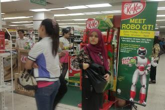 Nestle KIT-KAT : Meet ROBO GT !