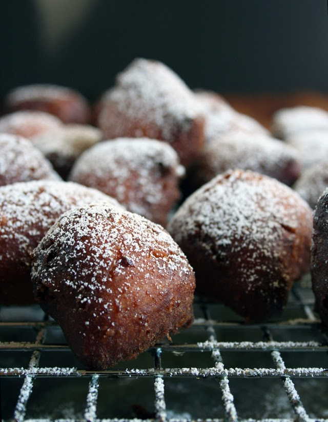 Fried Pound Cake Pillow Donuts