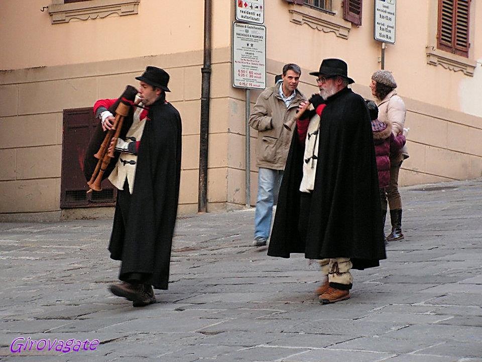via presepi Castelfiorentino