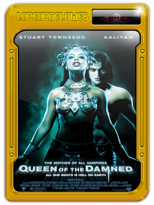Queen of the Damned (La Reina De Los Condenados) (2002) Dual