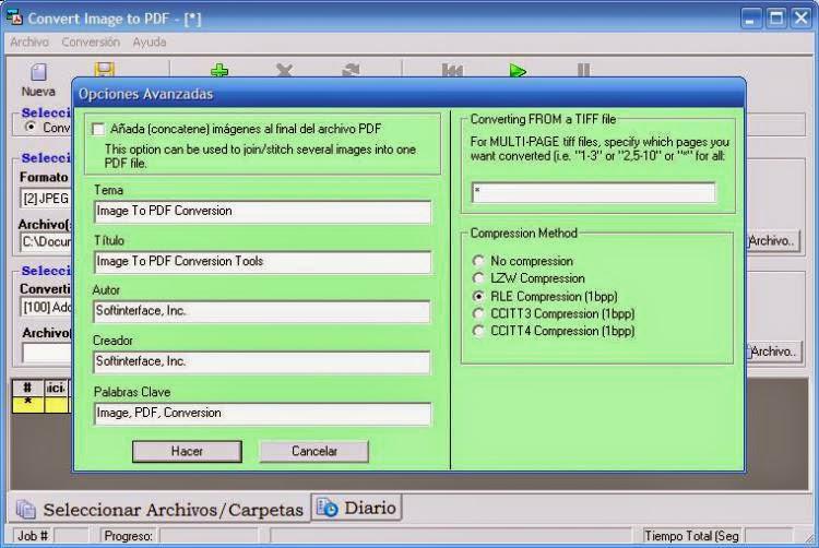 Convert Image to PDF برنامج تحويل الصور الي بي دي اف