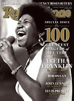Natural English from Aretha Franklin