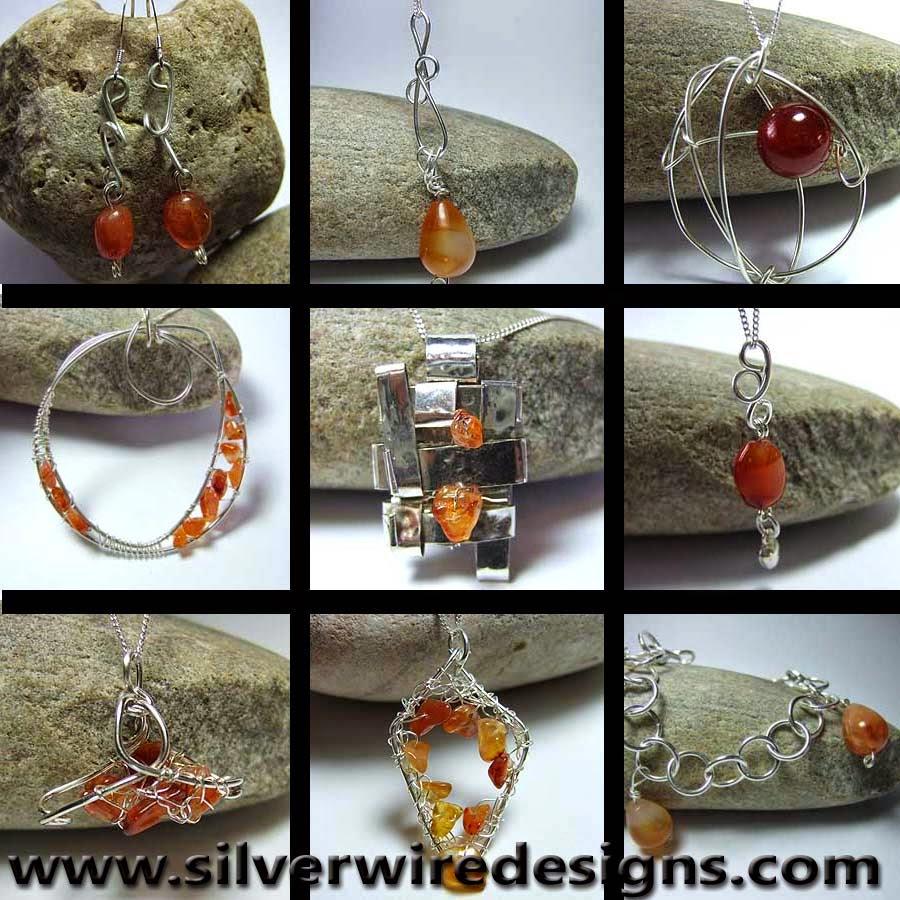 Carnelian Handmade Jewellery