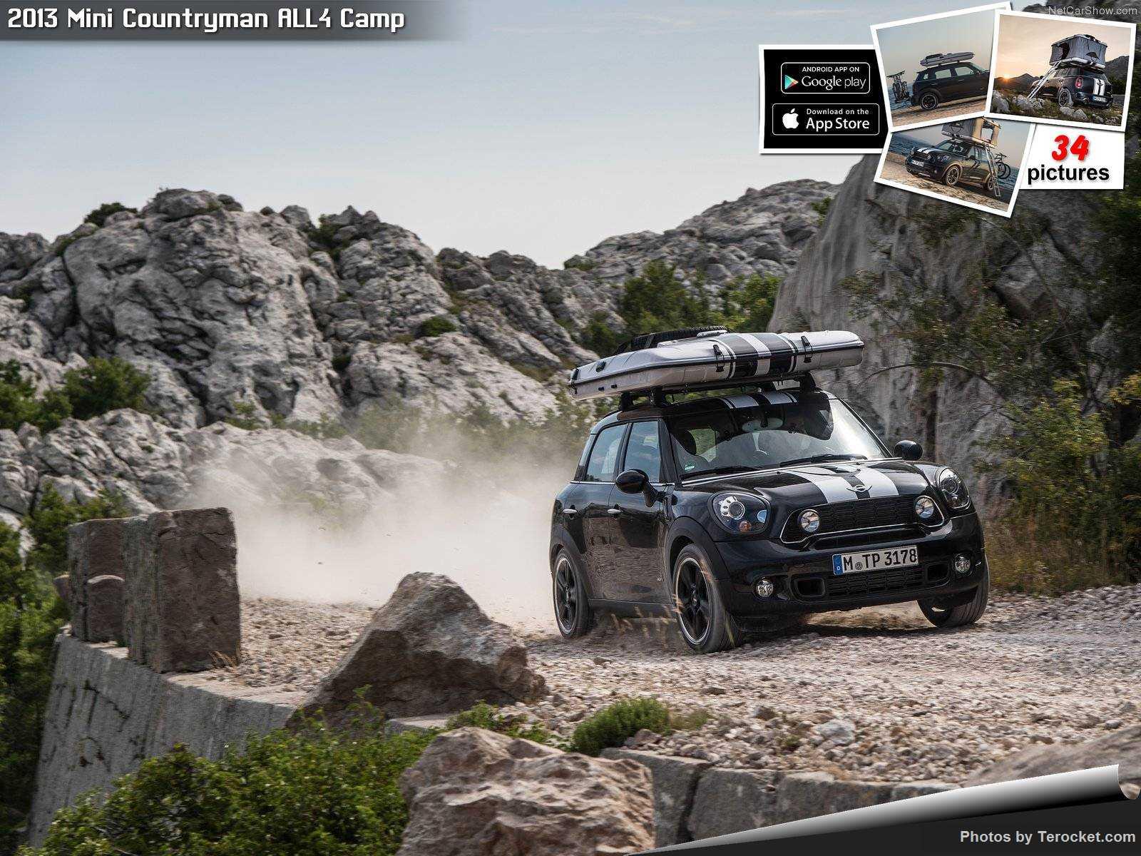Hình ảnh xe ô tô Mini Countryman ALL4 Camp 2013 & nội ngoại thất