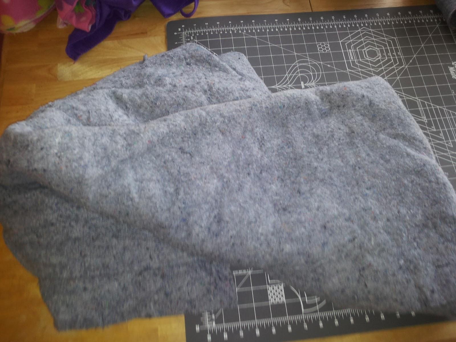 Knitting Is A Romantic Drama Reusable Fleece Piggie Pads Cuddle Sacks