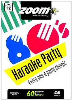 80s Karaoke Party DVD
