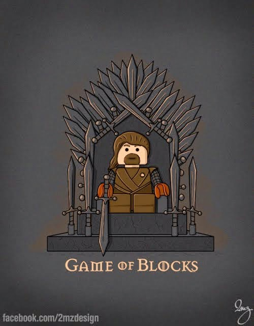 Game of Blocks