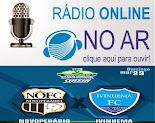 RÁDIO AO VIVO - HOJE - 15HS - NOVOPERÁRIO X IVINHEMA