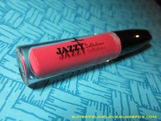 James Cooper Jazzy Collection Kissproof Lip Gloss bottle