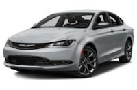 2015 Chrysler 200 price list
