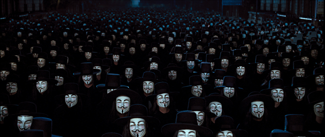 1984 and v for vendetta comparison In comparison, in the film v for vendetta, the city of london had stict laws which everyone was aware of but in v for vendetta as well as 1984.