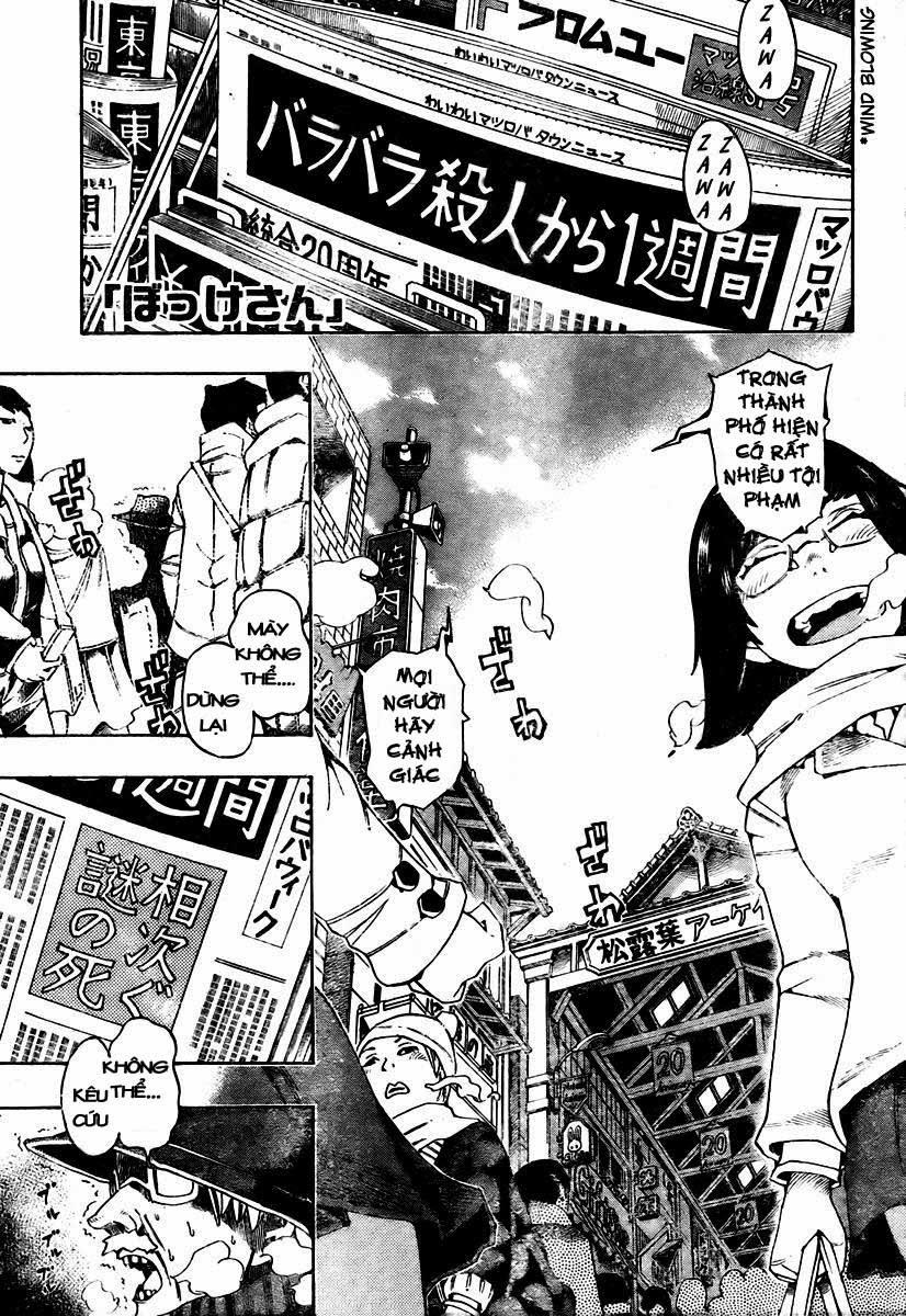 Bokke-san Chap 4 - Next Chap 5