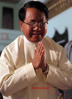 """ဦးသိန္းစိန္ရဲ႕ """"အလွည့္"""" နဲ႔""""အေျပာင္း""""  (Tu Maung Nyo)"""