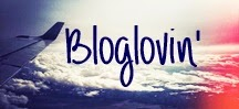 Add me on Bloglovin'