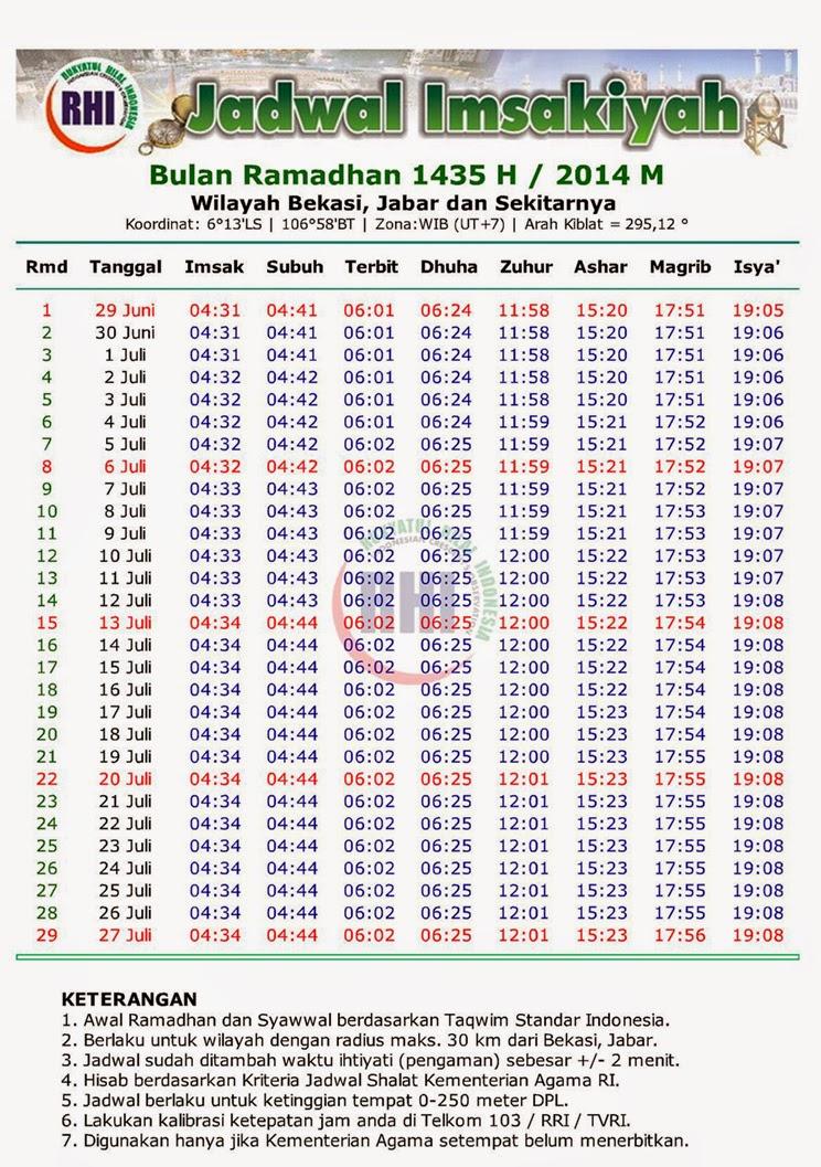 http://ejawantahnews.blogspot.com/2014/07/jadwal-imsakiyah-puasa-ramadhan-2014-untuk-bekasi-dan-sekitarnya.html