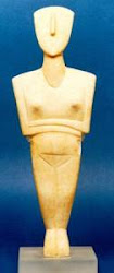 Cycladic Idol, Greece