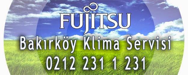 Fujitsu Bakırköy Klima Bakımı