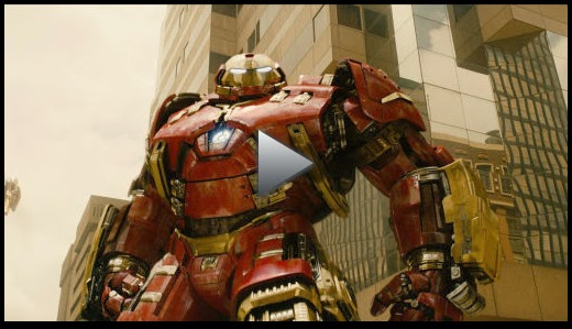 Hulk Vs. Hulkbuster AVENGERS: AGE OF ULTRON