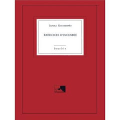 Exercices d'incendie, éditions Fourbis, collection B.I.P.V.A.L 1994