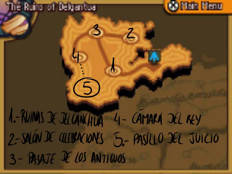 Región de Delganchua, Roahl